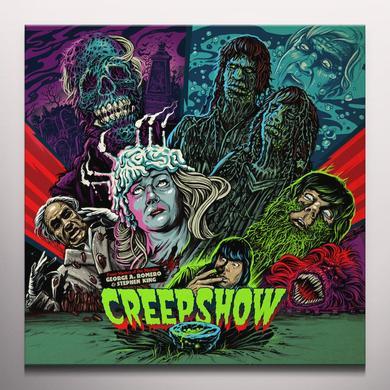 John Harrison CREEPSHOW (SCORE) / O.S.T. Vinyl Record - Gatefold Sleeve, 180 Gram Pressing, Purple Vinyl
