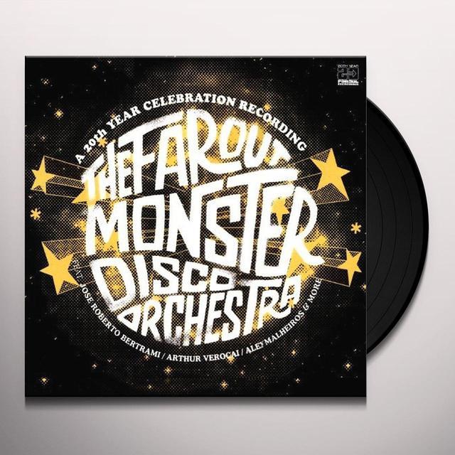 FAR OUT MONSTER DISCO ORCHESTRA / VAR Vinyl Record