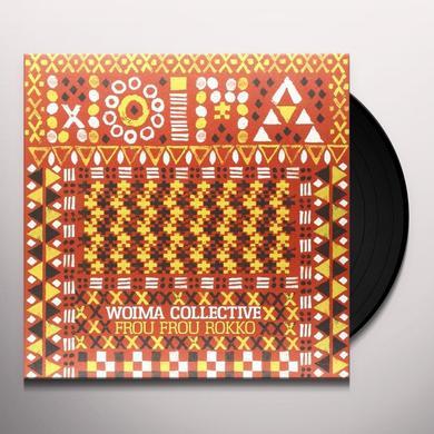 Woima Collective FROU FROU ROKO Vinyl Record