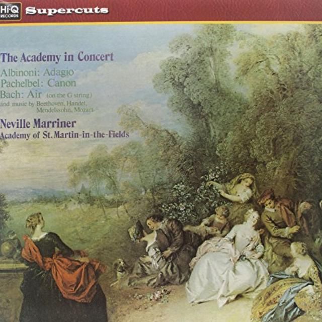 Neville / Academy Of St. Martin-In-The-Fi Marriner