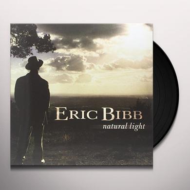 Eric Bibb NATURAL LIGHT Vinyl Record - 180 Gram Pressing