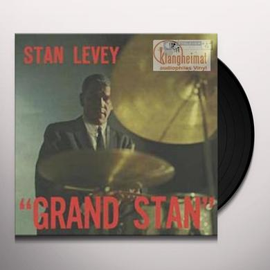 Stan Levey GRAND STAN Vinyl Record
