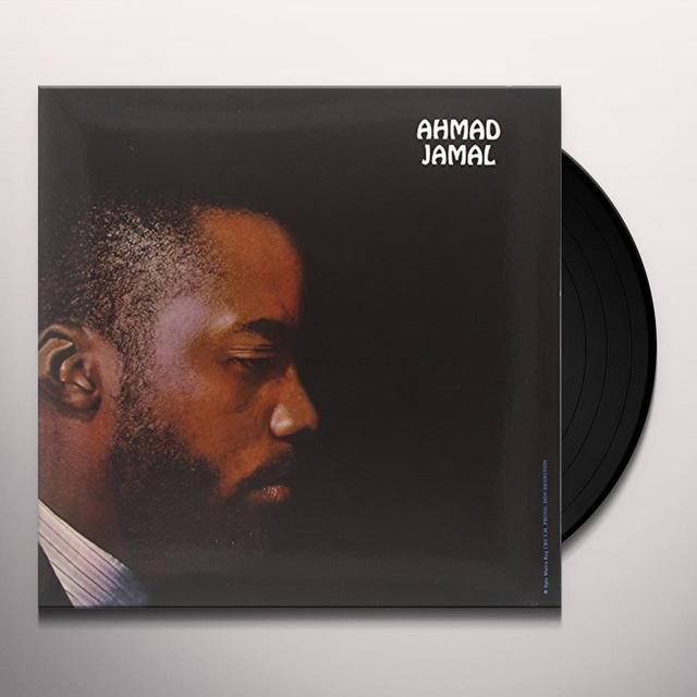 PIANO SCENE OF AHMAD JAMAL Vinyl Record - 180 Gram Pressing