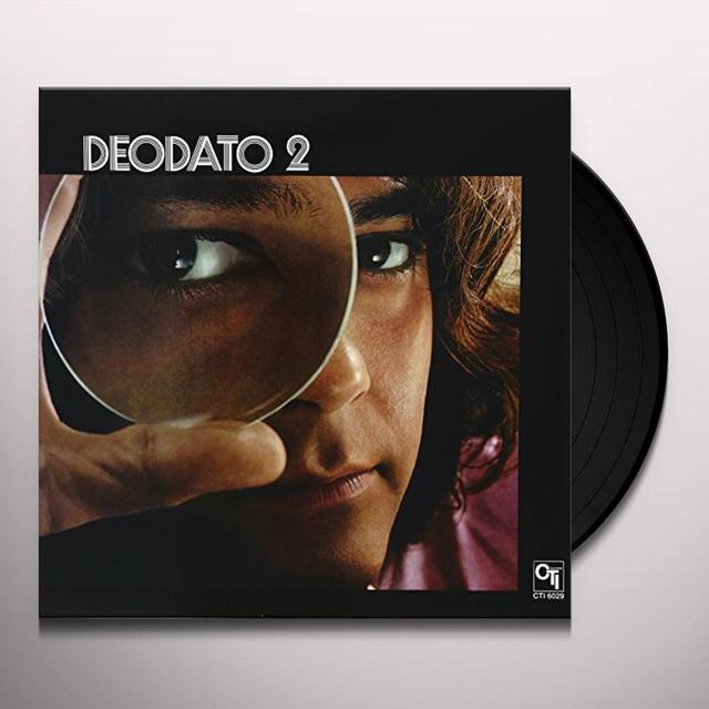 Deodato 2 Vinyl Record - 180 Gram Pressing