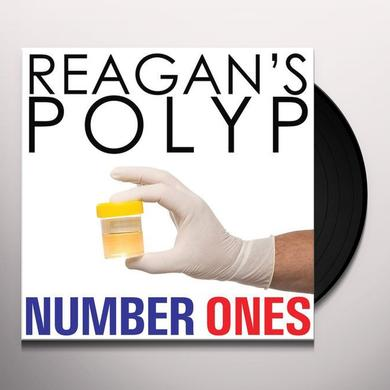 Reagans Polyp NUMBER ONES Vinyl Record