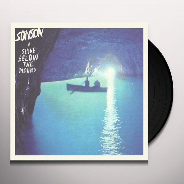 Sonson SHINE BELOW THE MOUND Vinyl Record - Holland Import