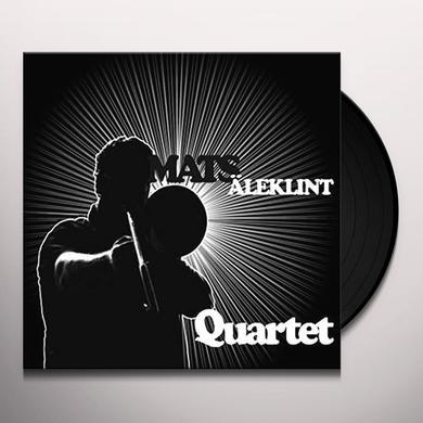 Mats Quartet Aleklint MATS ALEKLINT QUARTET Vinyl Record