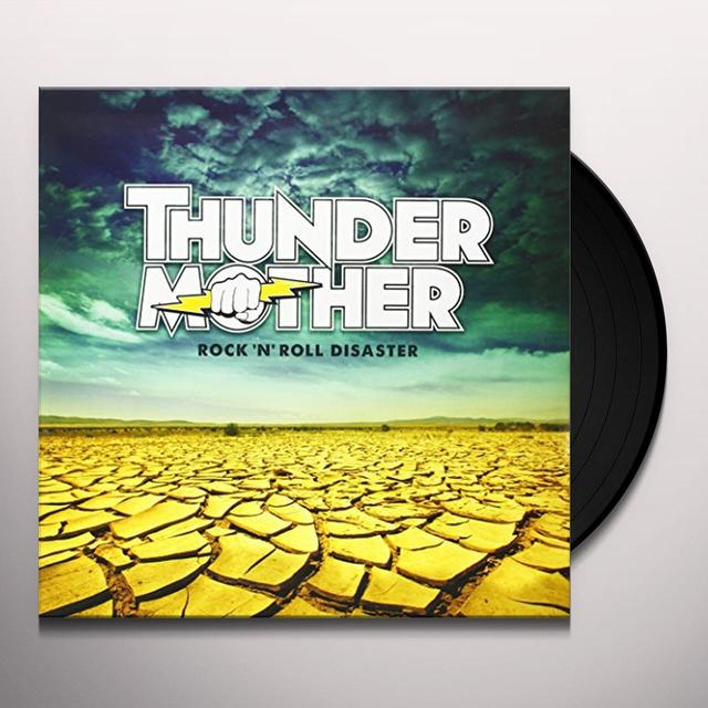 Thundermother ROCK 'N' ROLL DISASTER Vinyl Record - Holland Import