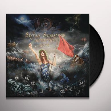 Stefan Sundstrom NU VAR DET 2014 Vinyl Record