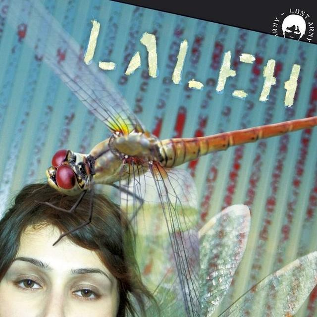 LALEH Vinyl Record - Holland Import