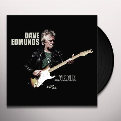 Dave Edmunds AGAIN Vinyl Record