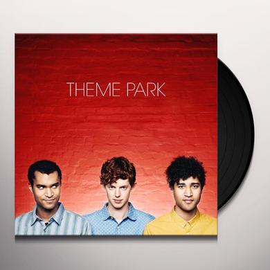 THEME PARK Vinyl Record - UK Release