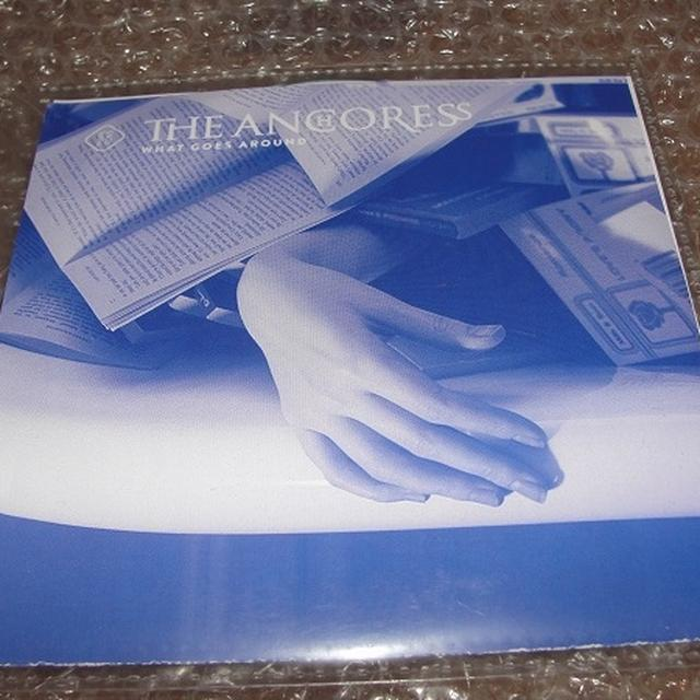 The Anchoress WHAT GOES AROUND Vinyl Record - UK Import
