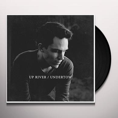 Up River UNDERTOW Vinyl Record - Colored Vinyl, White Vinyl, UK Import