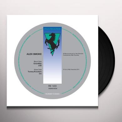 Alex Smoke RS1403 Vinyl Record - UK Import