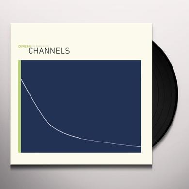 Channel OPEN Vinyl Record - UK Release