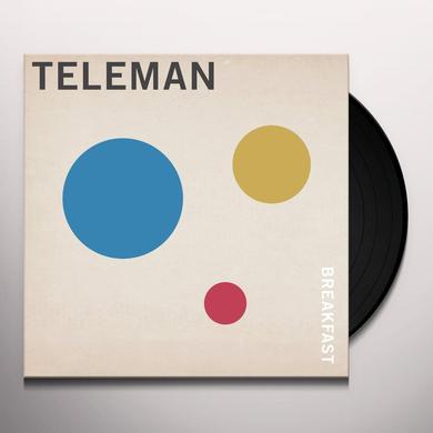 Teleman BREAKFAST Vinyl Record - UK Import
