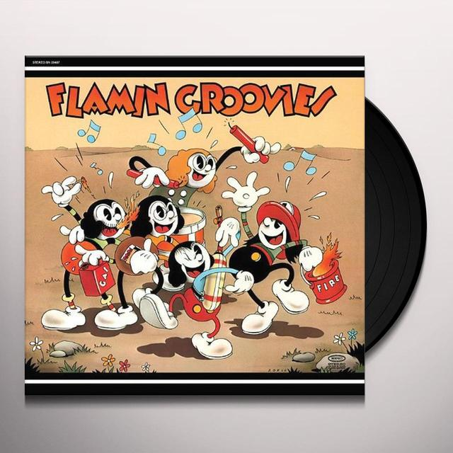 Flamin Groovies SUPERSNAZZ Vinyl Record - Holland Import