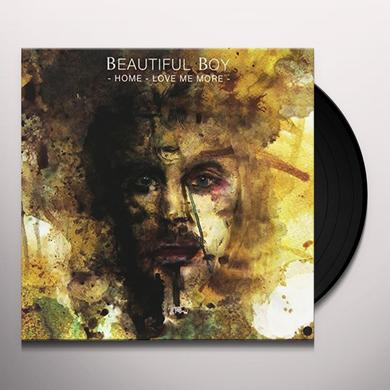 Beautiful Boy HOME/LOVE ME MORE Vinyl Record - UK Import