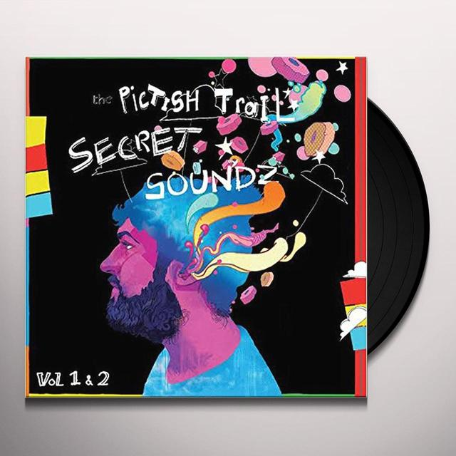Pictish Trail 2-SECRET SOUNDZ 1 Vinyl Record - UK Import