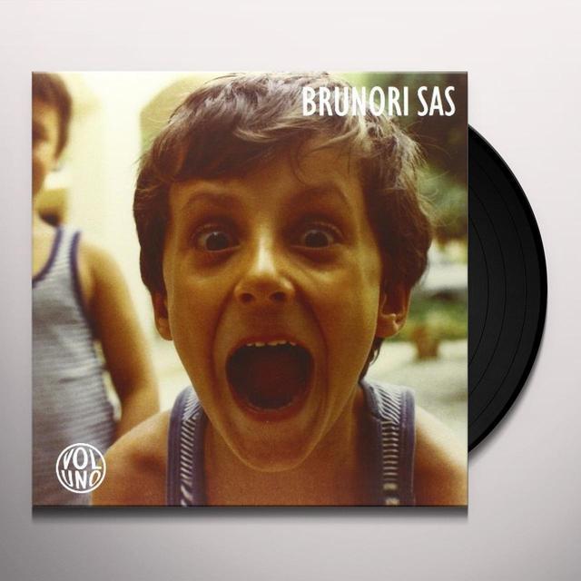 BRUNORI SAS 1 Vinyl Record - Italy Import