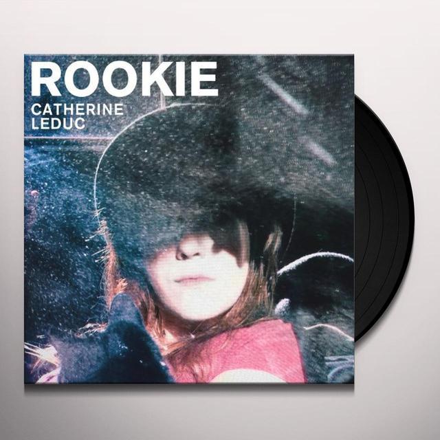 Catherine Leduc ROOKIE Vinyl Record