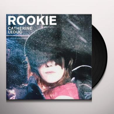 Catherine Leduc ROOKIE Vinyl Record - Canada Import