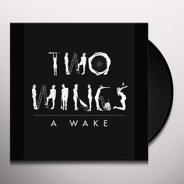 Two Wings WAKE Vinyl Record - Canada Import