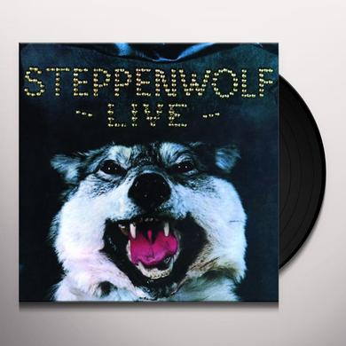 Steppenwolf LIVE Vinyl Record - Holland Import
