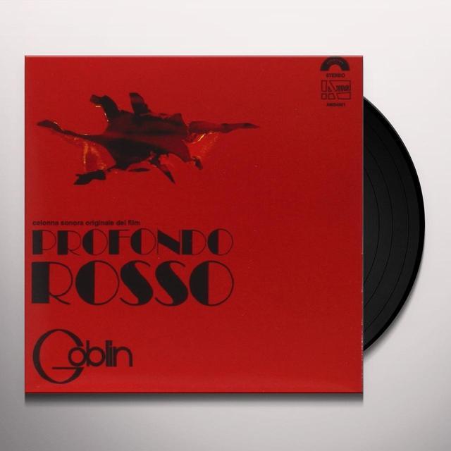 Profondo Rosso/Death Dies / O.S.T. (Ita) PROFONDO ROSSO/DEATH DIES / O.S.T. Vinyl Record