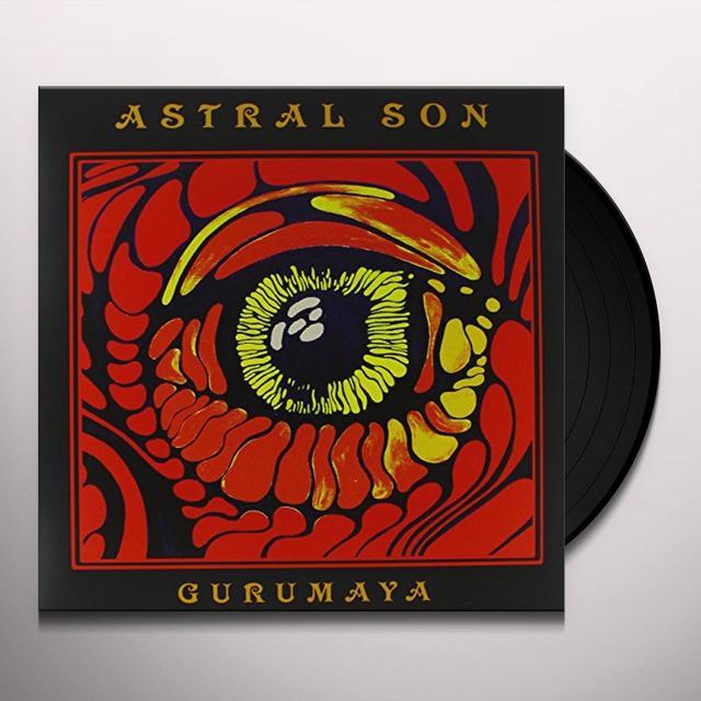 Astral Son GURUMAYA Vinyl Record