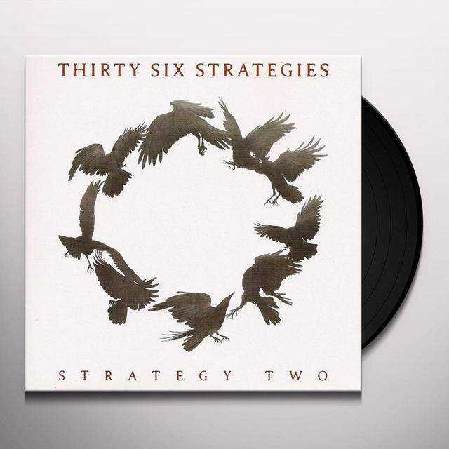 Thirty Six Strategies STRATEGY TWO Vinyl Record - UK Import