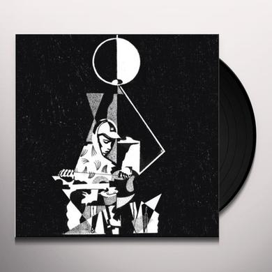King Krule 6 FEET BELOW THE MOON Vinyl Record - UK Release
