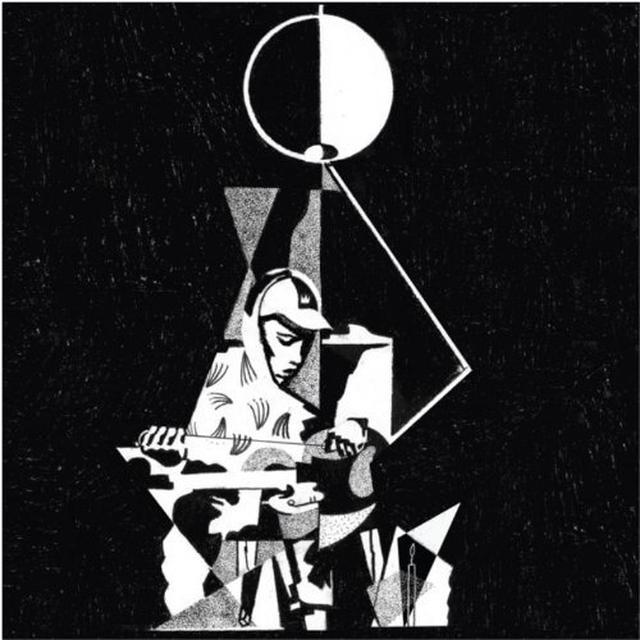 King Krule 6 FEET BELOW THE MOON Vinyl Record - UK Release