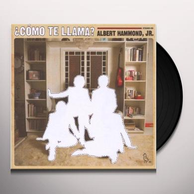Albert Hammond Jr.  COMO TE LLAMA? Vinyl Record - UK Release