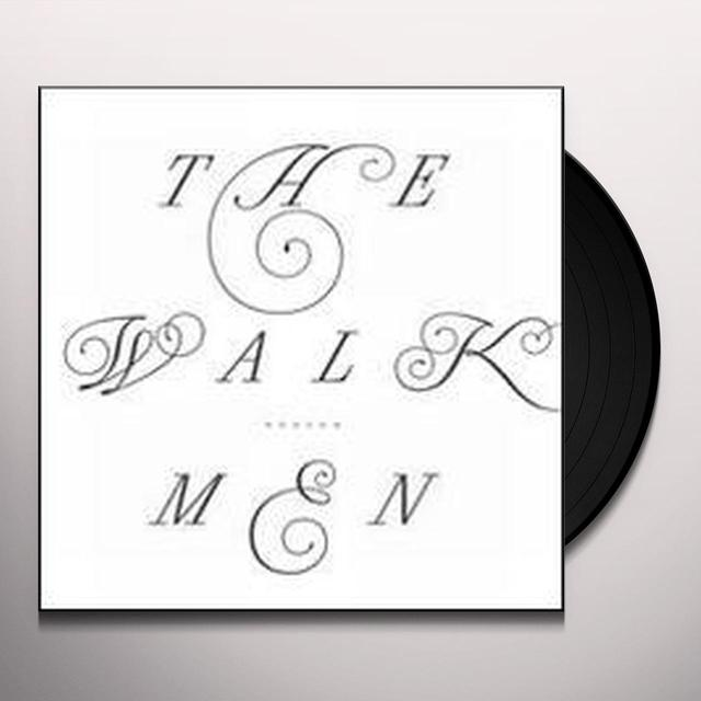 Walkmen HEAVEN Vinyl Record