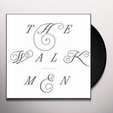 Walkmen HEAVEN Vinyl Record - UK Import