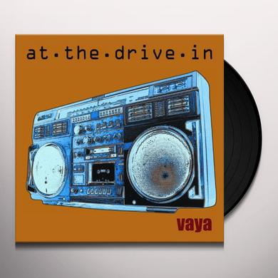 At The Drive-In VAYA Vinyl Record - UK Import
