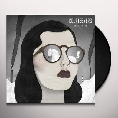 Courteeners ANNA Vinyl Record