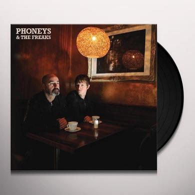 PHONEYS & THE FREAKS Vinyl Record