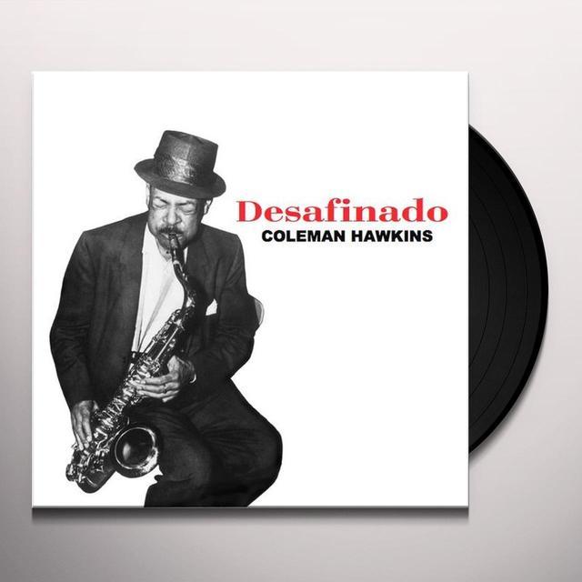 Coleman Hawkins DESAFINADO Vinyl Record