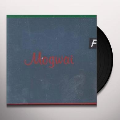 Mogwai HAPPY SONGS FOR HAPPY PEOPLE Vinyl Record - UK Release