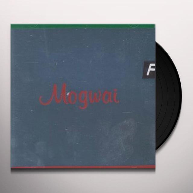 Mogwai HAPPY SONGS FOR HAPPY PEOPLE Vinyl Record - UK Import