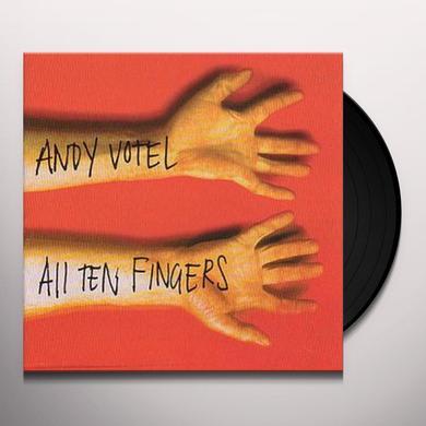 Andy Votel ALL TEN FINGERS Vinyl Record - UK Import