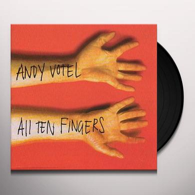Andy Votel ALL TEN FINGERS Vinyl Record - UK Import