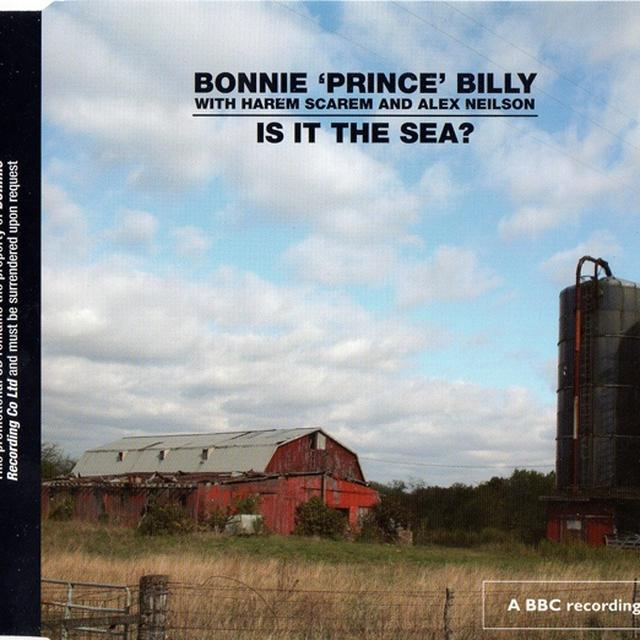 "Bonnie ""Prince"" Billy on Spotify IS IT THE SEA? Vinyl Record - UK Release"