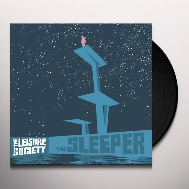 The Leisure Society SLEEPER & A PRODUCT OF THE EGO DRAIN Vinyl Record