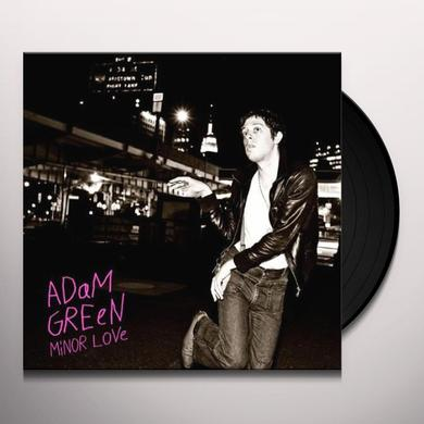 Adam Green MINOR LOVE Vinyl Record - UK Import