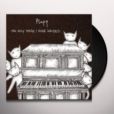 Psapp ONLY THING I EVER WANTED Vinyl Record