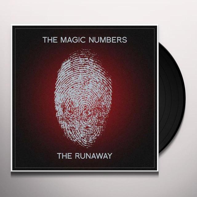 The Magic Numbers RUNAWAY Vinyl Record - UK Import